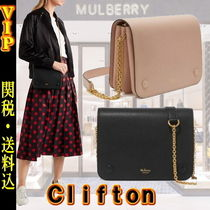 "◆VIP◆キャサリン妃愛用  Mulberry ""Clifton"" Sholder 2Way Bag"