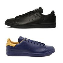 【関税込】セール AdidasxRaf Simons Stan Smith 黒 B22545