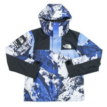 Supreme × THE NORTH FACE FW17 Mountain Parka (ステッカー付)