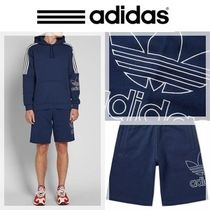 NEW adidas Originals outlineフーディ&ショーツセット