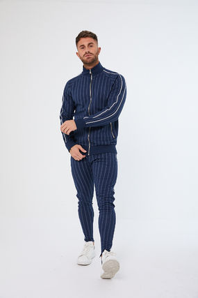 The Couture Club セットアップ 関税/送料込み【The Couture Club】  ストライプ セットアップ(10)