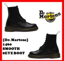 韓国の人気★【Dr.Martens 】★ 1460 SMOOTH 8EYE BOOTS ★