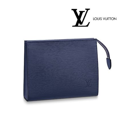 Louis Vuittonルイヴィトン◇MENS◇EPI◇TOILETRY POUCH