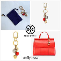 即発 TORY BURCH★Layered Heart Key Fob  キーホルダー*可愛い
