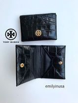 即発 TORY BURCH★PARKER CARD CASE 50704*カード名刺入り