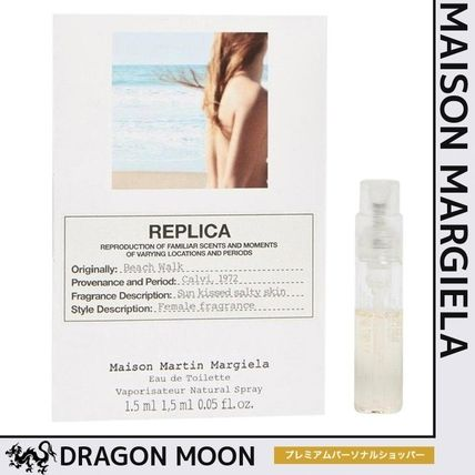 Maison Margiela 香水・フレグランス Maison Margiela*REPLICA Beach Walk EDT 1.2ml サンプルサイズ