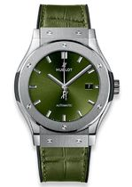 破格値HUBLOT(ウブロ)Classic Fusion Automatic 42mm Mens Watch
