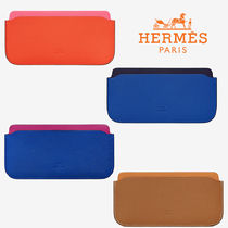 国内発関税込☆2018AW HERMES E-Cover Jungle pouch