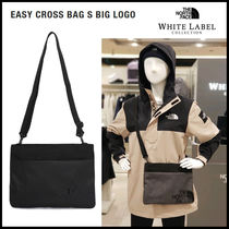 THE NORTH FACE★新作 EASY CROSS BAG S BIG LOGO NN2PJ56