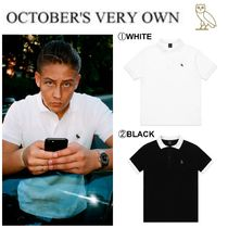 【Drake愛用】18-19AW新作☆OVO☆STACKED CLASSIC PATCH POLO