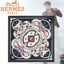 【規店買付】 HERMES Washington's Carriage  ストール 新作19AW