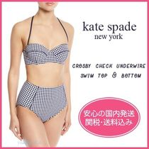 【国内発送】crosby check underwire swim top & bottomセール