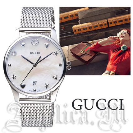 ★安心追跡付き★GUCCI G-Timeless Ladies Watch YA1264040
