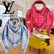 2018AW Louis Vuitton(ルイヴィトン)CARRE POP CONFIDENTIAL 2色