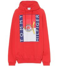 【VETEMENTS】X Tommy Hilfiger oversized hoodie