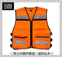 【ELVIRA】BREAK RESCUE VEST -ORANGE-(送料込み)