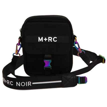 M+RC NOIR Black Rainbow bag 即日発送可能