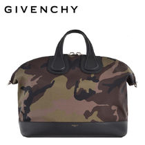 GIVENCHY バック カモフラージュ Large Nightingale handbag