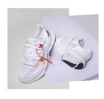 OFF-WHITE × NIKE AIR PRESTO White