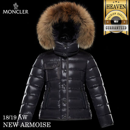 MONCLER キッズアウター 累積売上第1位!18秋冬_MONCLER 大人も着れる12-14歳_NEWARMOISE