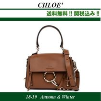 18AW☆Chloe(クロエ)MINI FAYE DAY BAG,Tan