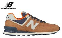 ☆大人気☆New Balance 574 Classic Brown Sugar/Dynamite