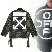 Off-White(オフホワイト)OFF-WHITE C/O BROWNS FIELD JACKET