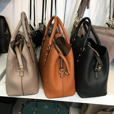 kate spade new york ハンドバッグ 【kate spade】新作☆larchmont avenue  evangelie 2way バッグ(2)