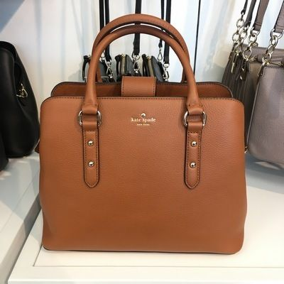kate spade new york ハンドバッグ 【kate spade】新作☆larchmont avenue  evangelie 2way バッグ(8)