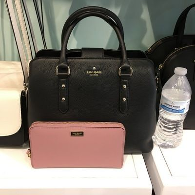 kate spade new york ハンドバッグ 【kate spade】新作☆larchmont avenue  evangelie 2way バッグ(13)