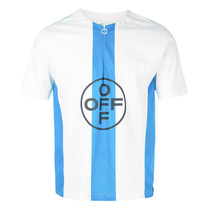 OFF WHITE オフホワイト Tシャツ SKINNY CYCLING TEE
