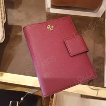 2018AW♪ Tory Burch ★ EMERSON SNAP PASSPORT HOLDER