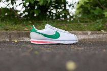 【関税・送料無料】NIKE CORTEZ BASIC NYLON WHITE