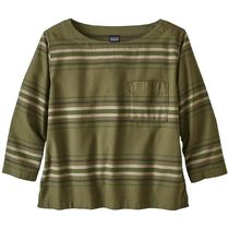 Patagonia - Catbells 3/4 Sleeved Top - Women's - Mineral