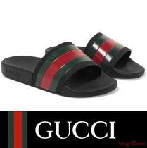 【国内発送】GUCCI サンダル Size 27 - 33 Pursuit rubberslides