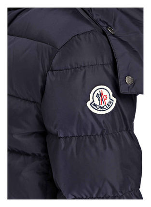MONCLER キッズアウター 新作! 大人もOK 18/19秋冬 モンクレール ファー付ABELLE 12A/14A(9)