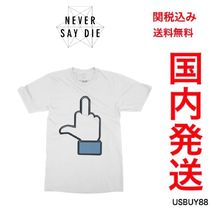 NEVER SAY DIE  LAXX Tシャツ