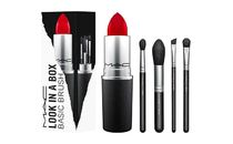 MAC☆ 限定!Look In A Box - Basic Brush ブラシ4本セット