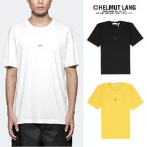 HELMUT LANG(ヘルムート ラング) Tシャツ・カットソー [ HELMUT LANG ] NewYork Taxi ロゴ プリント S/S Tシャツ