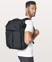 Lululemon セール リュック《Assert Backpack 30L》Melanite色