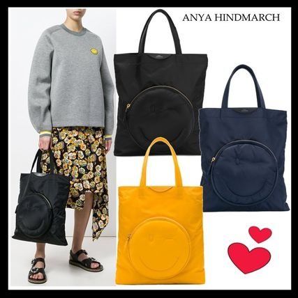 【18-19AW】Anya Hindmarch☆Chubby Wink トートバッグ  3色