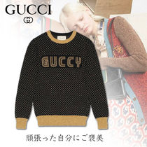 2018AW新作【GUCCI】Guccy ニット トップ
