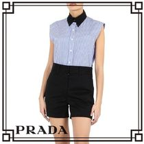 国内発送・関税込PRADA SLEEVELESS SHIRT