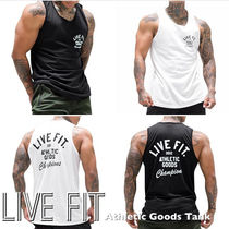 【送料込】LVFT Athletic Goods Tank - Black / White