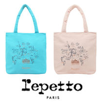 2ウェイタイプバッグ Petit Rat tendresse ☆ REPETTO
