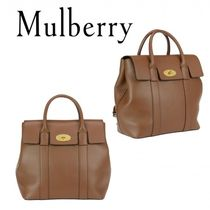 ★VIP価格【Mulberry】SMALL BAYSWATER BACKPACK 関税込