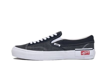 buyma vans vault slip on cut and paste lx blk バンズ スリッポン