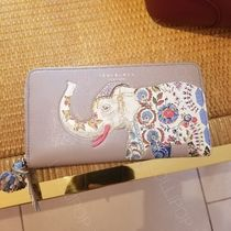2018AW♪ Tory Burch★ ELEPHANT ZIP CONTINENTAL WALLET