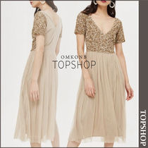【国内発送・関税込】TOPSHOP★Chandelier Dress by Lace &Beads