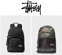 ☆SALE☆STUSSY☆STOCK BACKPACK ステューシー バックパック